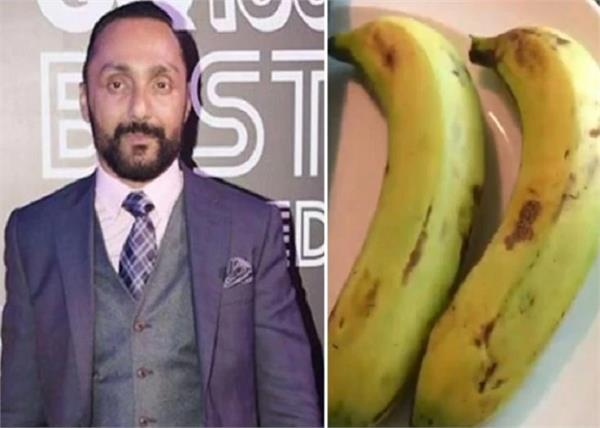 5 star hotel fined rs 25 000 for billing actor rahul bose rs 442 for bananas