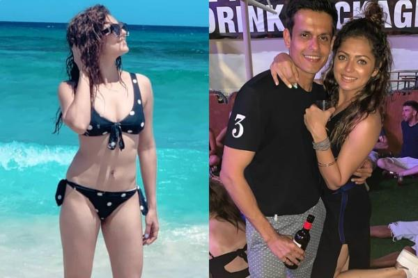 drashti dhami enjoy holiday in spain with husband neeraj khemka
