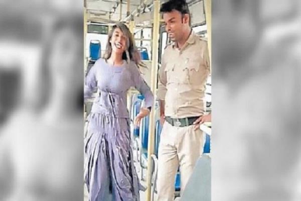social media delhi sapna chaudhary video viral