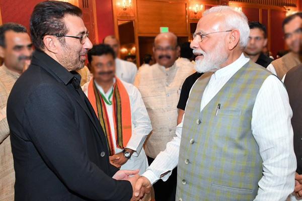 sunny deol appointed gurpreet palheri as representative in gurdaspur