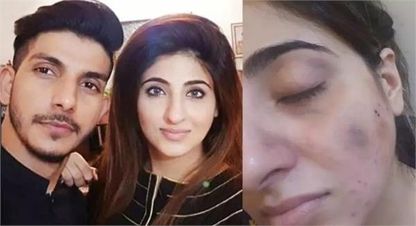 pak actor mohsin abbas haider accused of beating pregnant wife