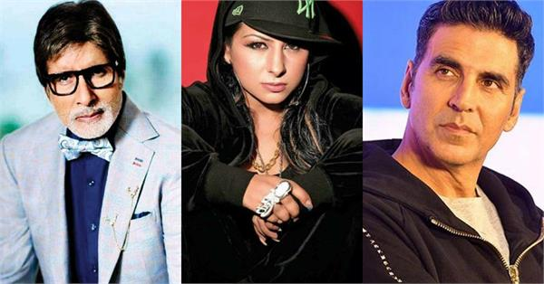 hard kaur abusive post on bollywood stars