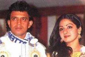 mithun chakraborty marriagewith sridevi yogeeta bali and other star