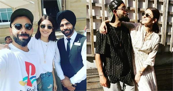 anushka sharma virat kohli spend some quality time together in london