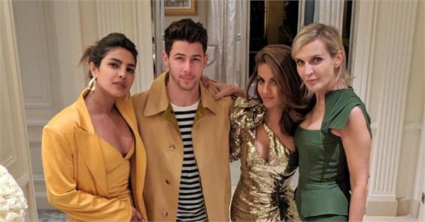 priyanka chopra and nick jonas spend some family time