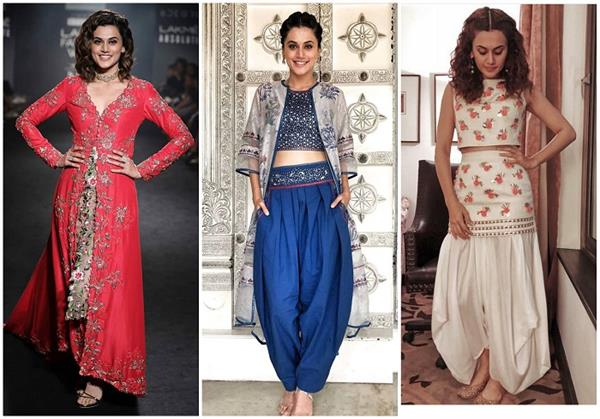 taapsee pannu s 10 indo westerm dresses