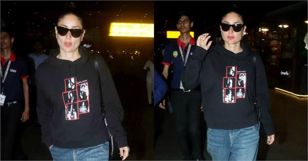 kareena kapoor khan is back in mumbai after angrezi medium shoot in london
