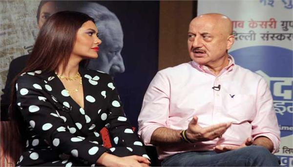 exclusive interview with anupam kher