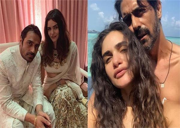 arjun rampal and girlfriend gabriella demetriades blessed with a baby boy