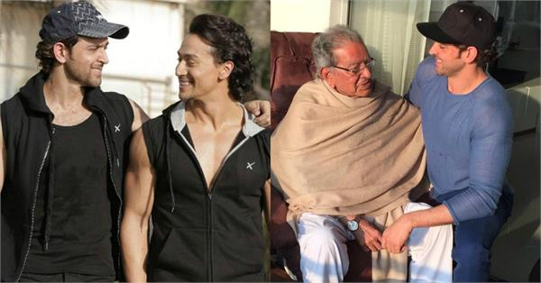 tiger shroff hrithik roshan talks about his super teachers
