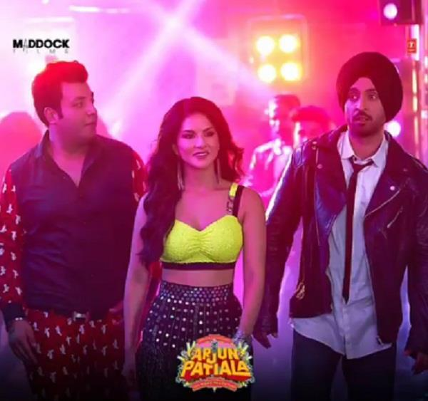 arjun patiala second song crazy habibi vs decent munda release