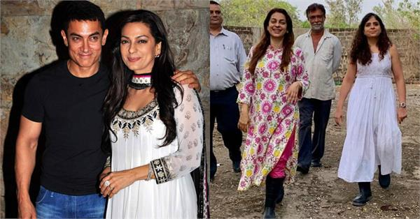 juhi chawla is a farmer from last 8 years