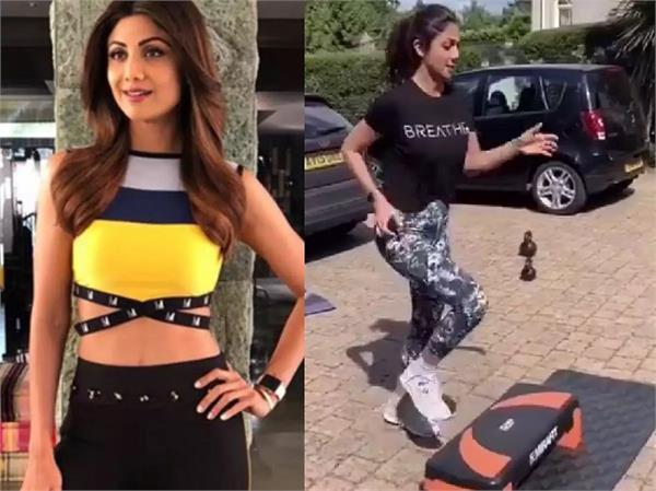 shilpa shetty fitness secrets of 3 5 minute full body workout