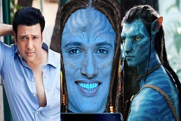 govinda reveals avatar film was offered to him but he rejected