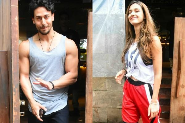 tiger shroff take disha patani out on brunch date