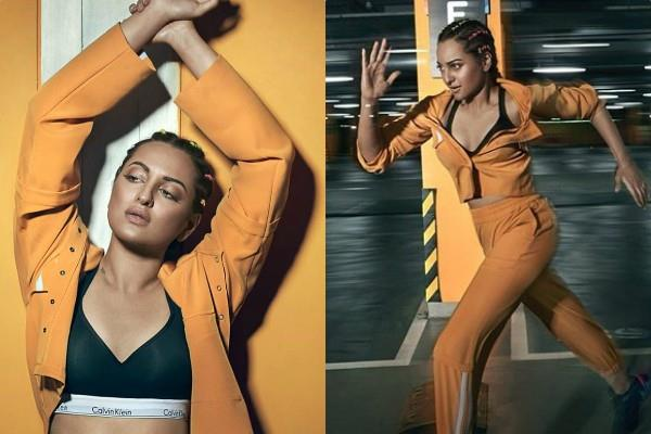 sonakshi sinha athletic avatar for a recent photoshoot