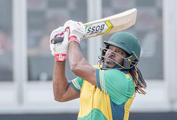 chris gayle hit 21th century in twenty20 cricket
