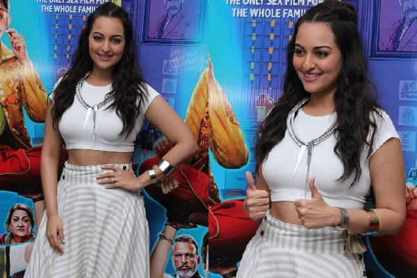sonakshi sinha openaly talks about physical relationship