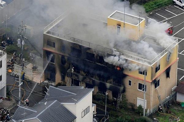 gasoline attack in japan animation studio