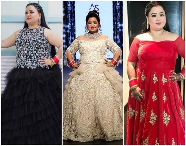 bharti singh s 12 gown