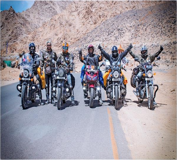 nominated on wheels riding club