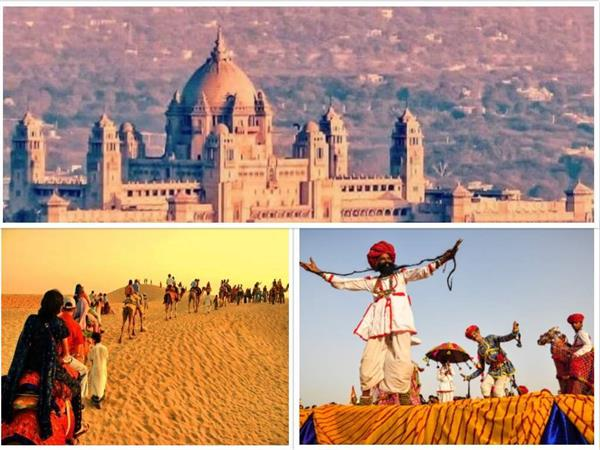 even foreigners can t live in rajasthan without visiting these 8 places