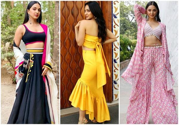 kiara advani kabir singh s promotions dresses