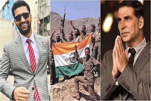kargil vijay divas bollywood salute the courage of soldiers