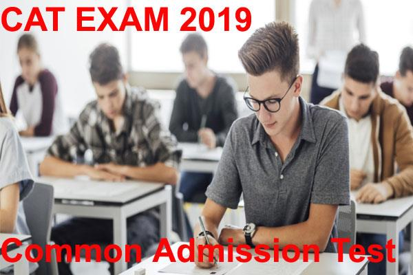 cat exam 6 for non plan admissions in 10th and 12th class