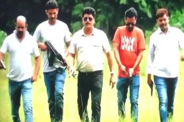 tiktok video viral of up police