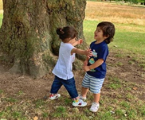 taimur ali khan and inaaya khemu pictures