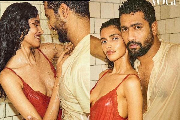 vicky kaushal sizzling photoshoot goes viral