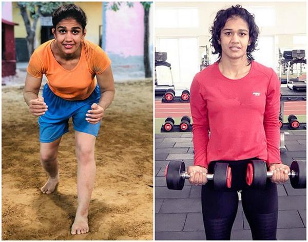 fitness tips of indian female wrestler babita phogat