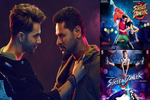 varun dhawan s journey from abcd 2 to street dance