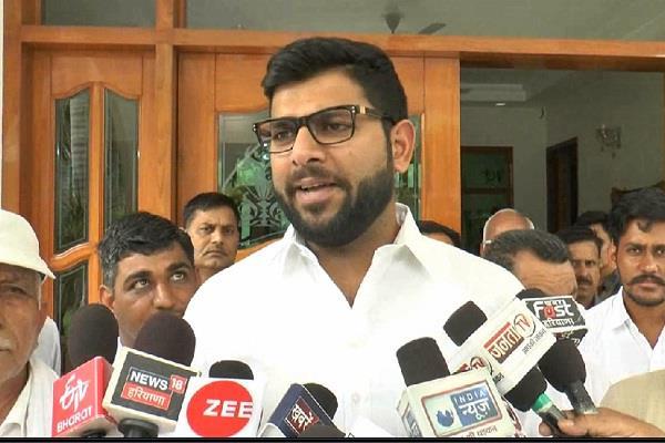 digvijaya chautala confident on his statement after the wcs notice