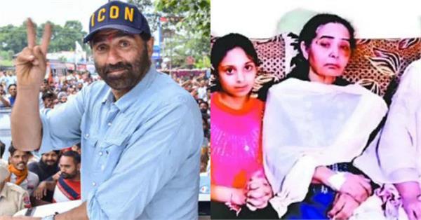 actor sunny deol rescues woman sold as slave in kuwait