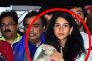 on first monday of sawan month mukesh ambani daughter in law video goes viral
