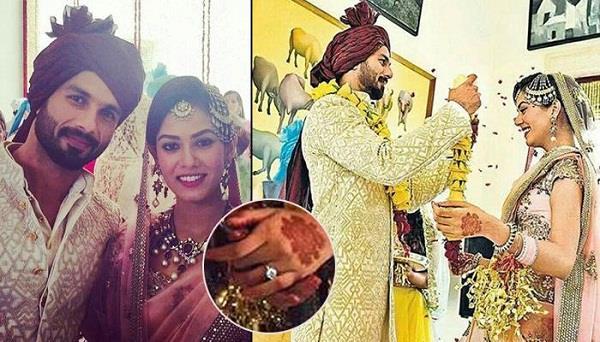 shahid kapoor and mira rajput wedding anniversary