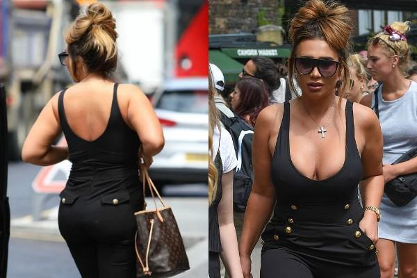 lauren goodger latest pictures
