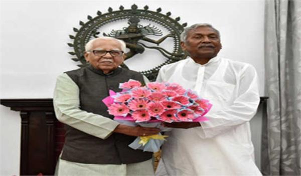 ram naik nominated bihar s nominated governor fagu chauhan