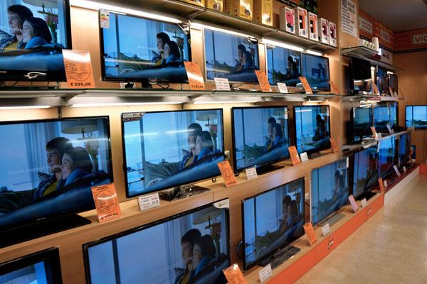 companies can stop making tv in india cuts in employment