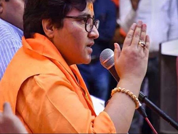 sadhvi pragya disputed statement