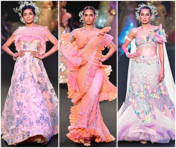amit aggerwal and suneet varma collection at icw 2019