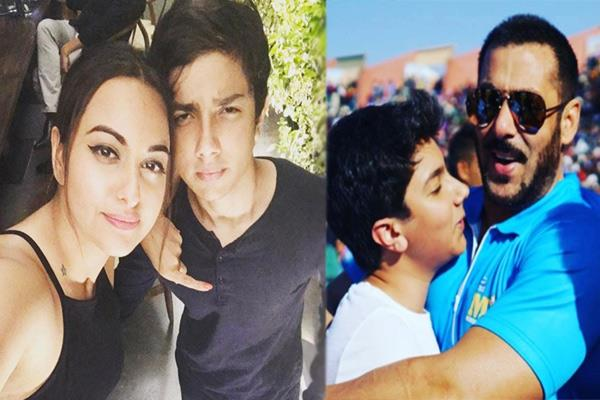 salman khan bonds with nephews nirvaan khan see pics