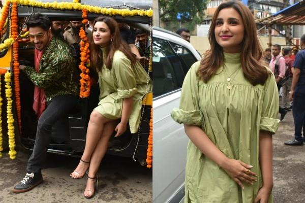 parineeti chopra sidharth malhotra jabariya jodi song launch zilla hilela