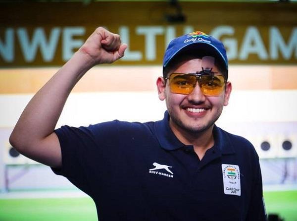 anish bhanwala won gold in junior world cup