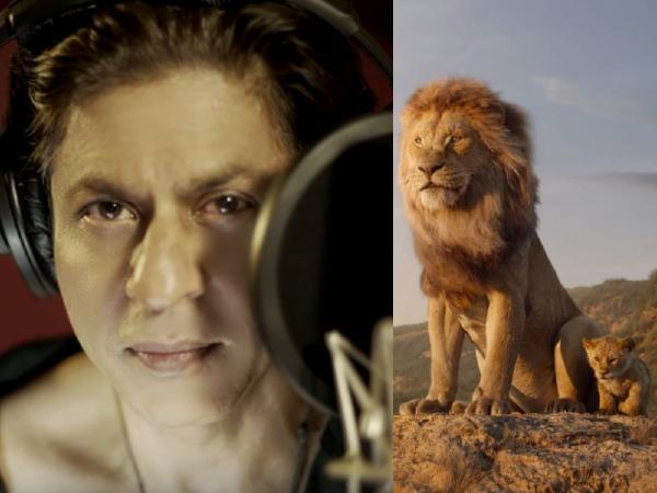 shahruhk voice the loins of king hindi trailer release
