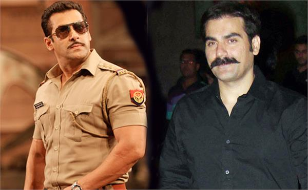 arbaaz khan saying about dabangg 3 movie shooting