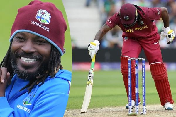 chris gayle out from west indies t20 squad big reason revealed