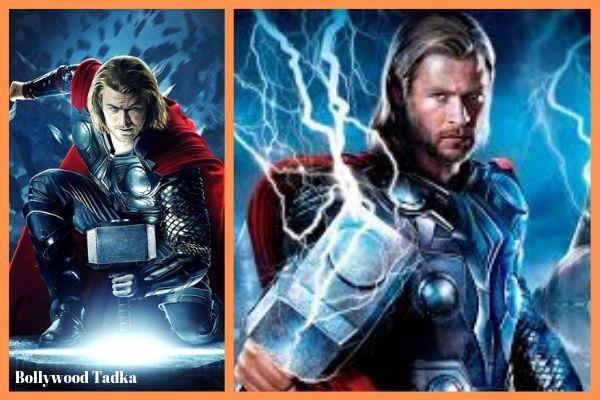 hollywood actor avengers star thor highest paid celebrities
